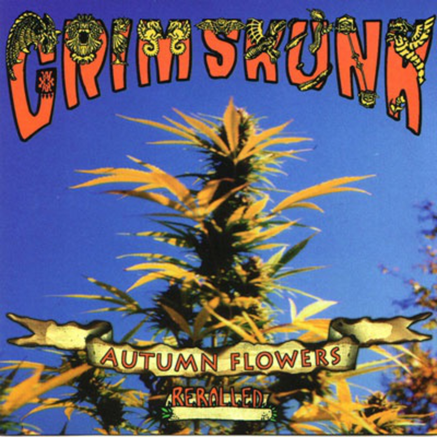 GrimSkunk - Autumn Flowers Rerolled