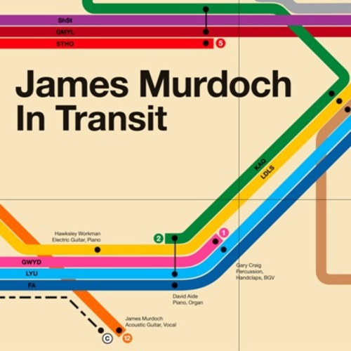 James Murdoch - In Transit