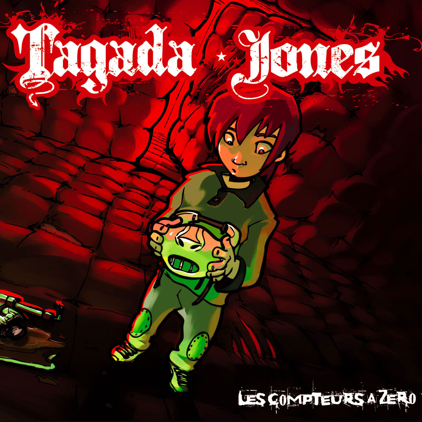 Tagada Jones - Les Compteurs A Zero
