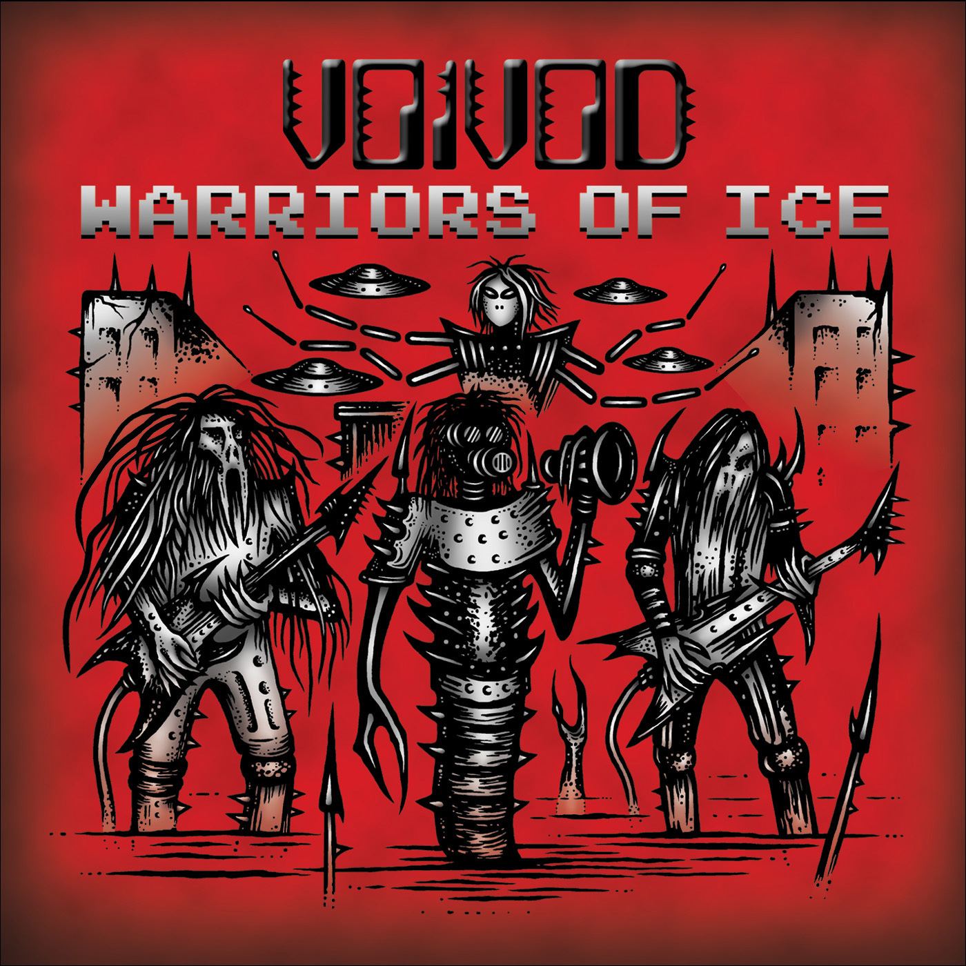 Voivod - Warriors of Ice