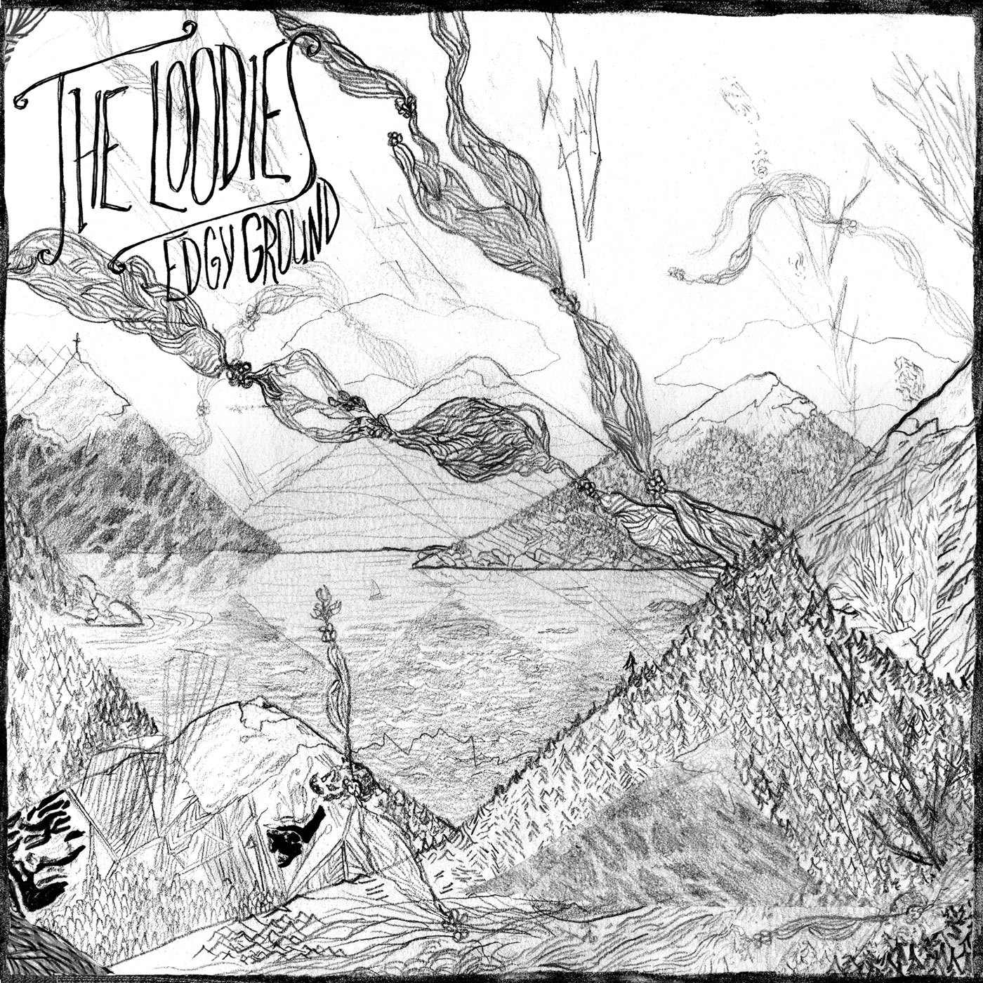 The Loodies - Edgy Ground