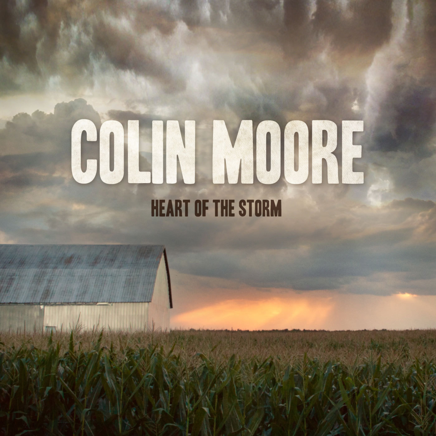 Colin Moore - Heart of the Storm
