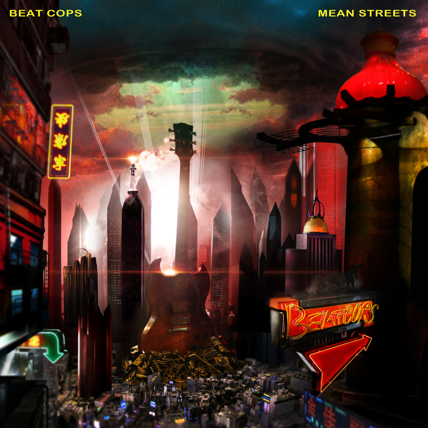 Beat Cops - Mean Streets