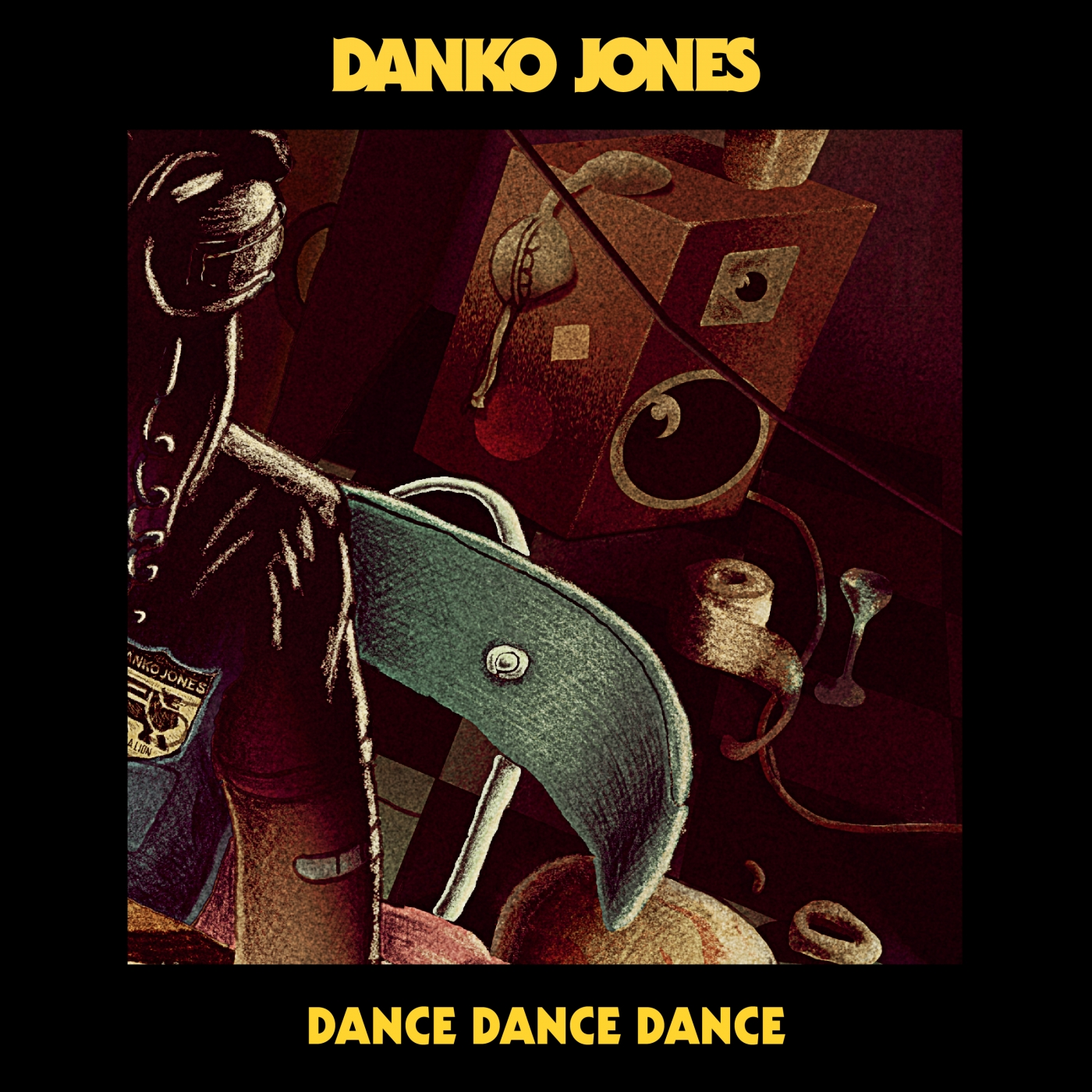 Danko Jones - Dance Dance Dance