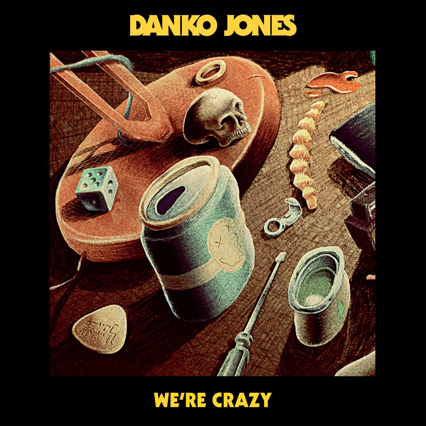 Danko Jones - We're crazy
