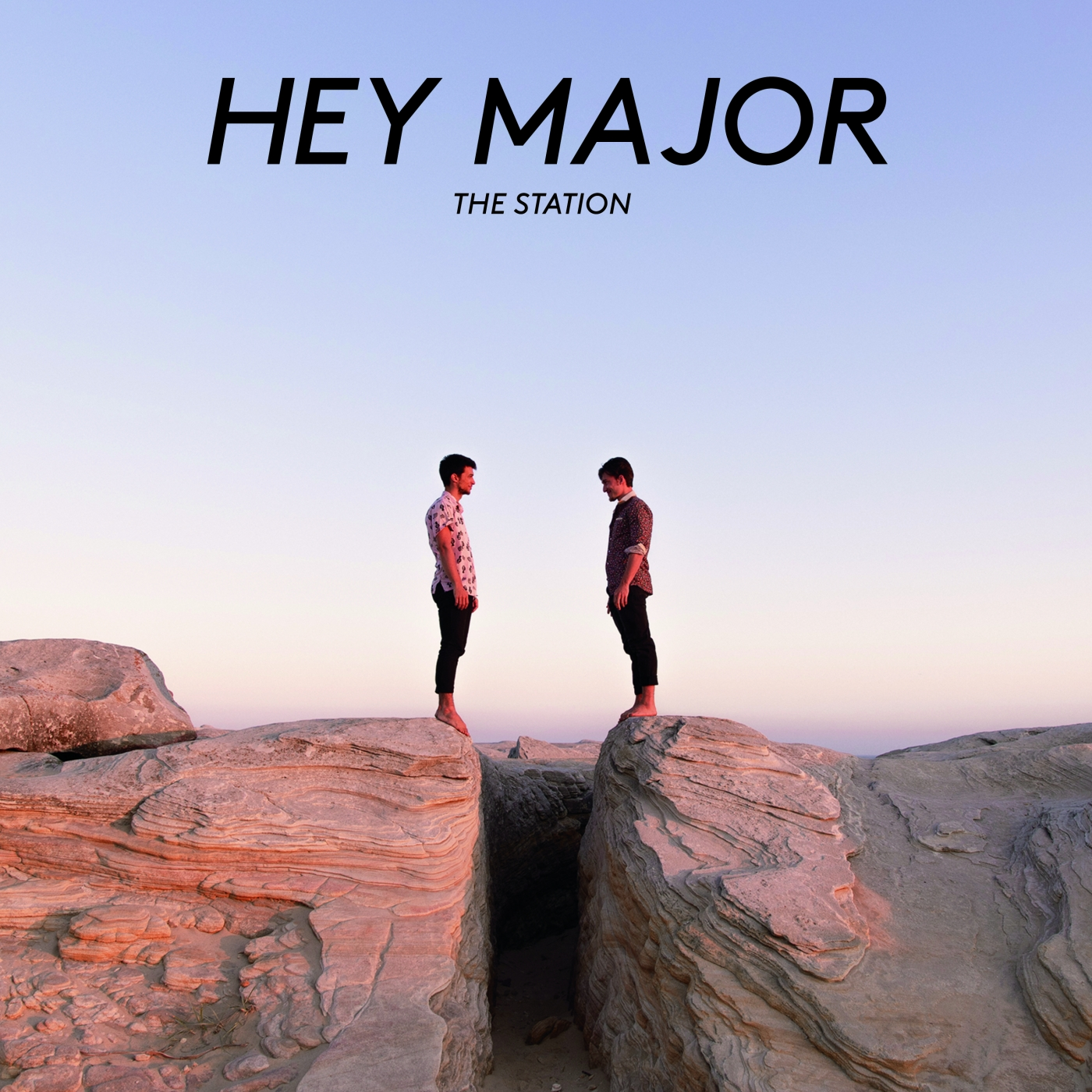 Hey Major - The Station