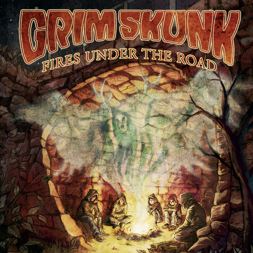Grimskunk - Fires Under the Road
